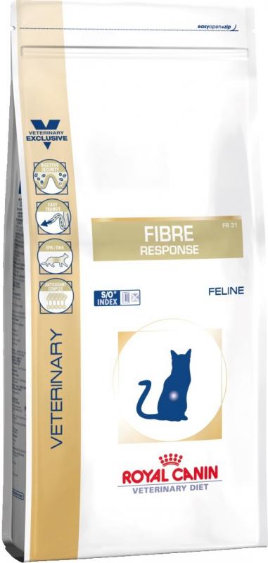 ROYAL CANIN Veterinary Diet Cat Fibre Response FR31