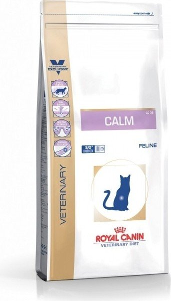 ROYAL CANIN Veterinary Diet Cat Calm CC36