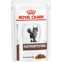 Pâtée Royal Canin Veterinary Feline Gastro Intestinal en sachet fraîcheur