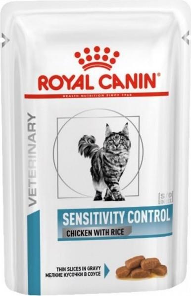 Royal Canin Veterinary Diet Feline Sensitivity Control S/O Chicken