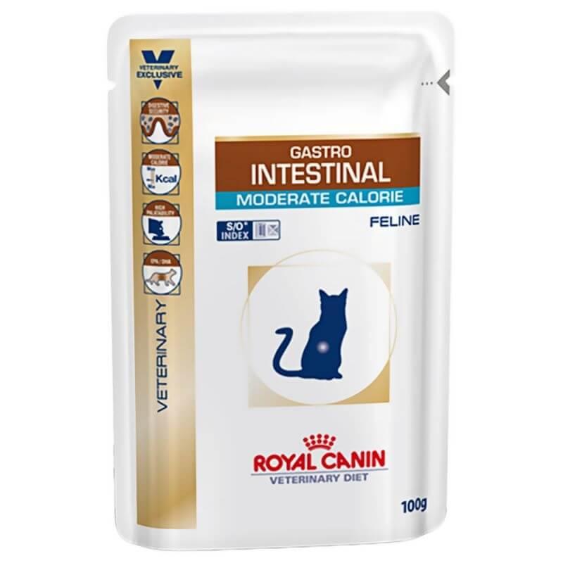 ROYAL CANIN Veterinary Feline Gastro Intestinal Moderate Calorie_0