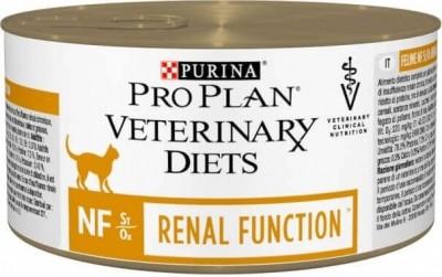 Pâtée PRO PLAN Veterinary Diets Feline NF ST/OX Renal Function - 195g