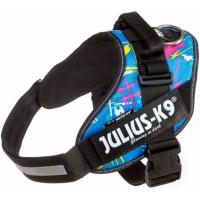 Harnais Julius K9 IDC EDITION SPECIALE Bleu Kid Canis