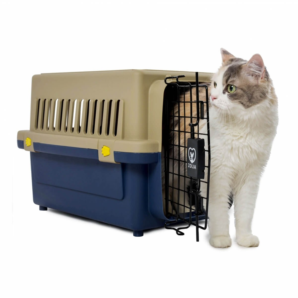 Cat and dog transport cage ZOLIA TRAVELER IATA_4