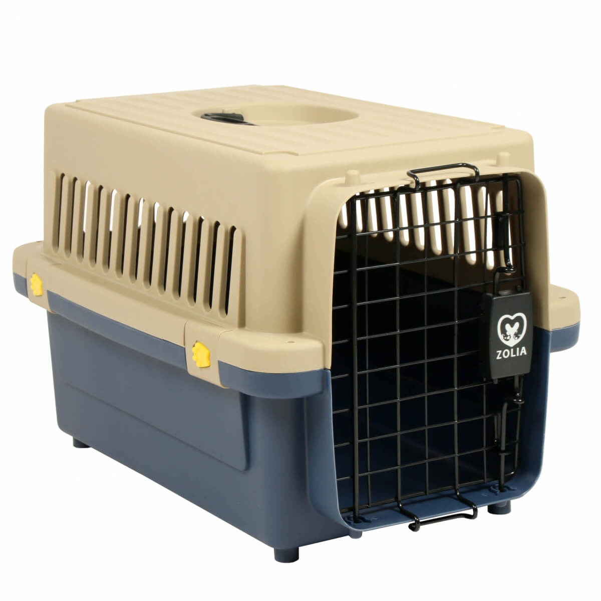 Cat and dog transport cage ZOLIA TRAVELER IATA_0