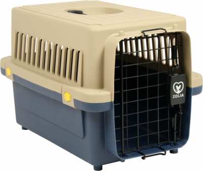 Cat and dog transport cage ZOLIA TRAVELER IATA