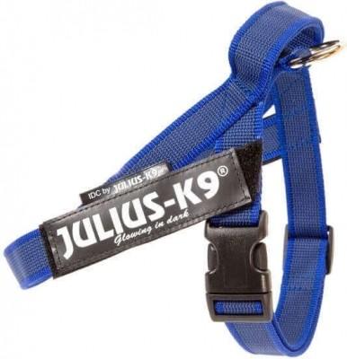 Arnés a correa JULIUS-K9 IDC Belt azul