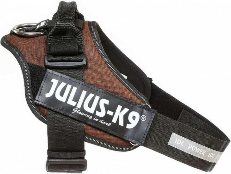 JULIUS K9 Harnais IDC-Power Chocolat