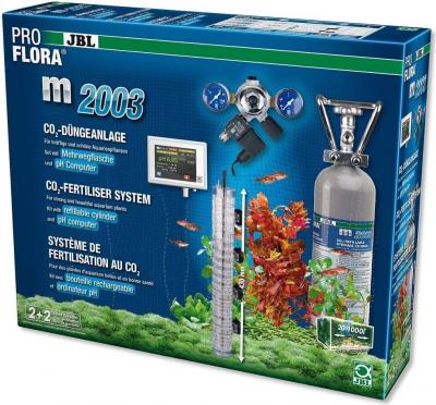 JBL ProFlora m2003 système de fertilisation CO2