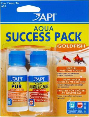 AQUA Goldfish Success Pack RENA pour une eau propre et pure