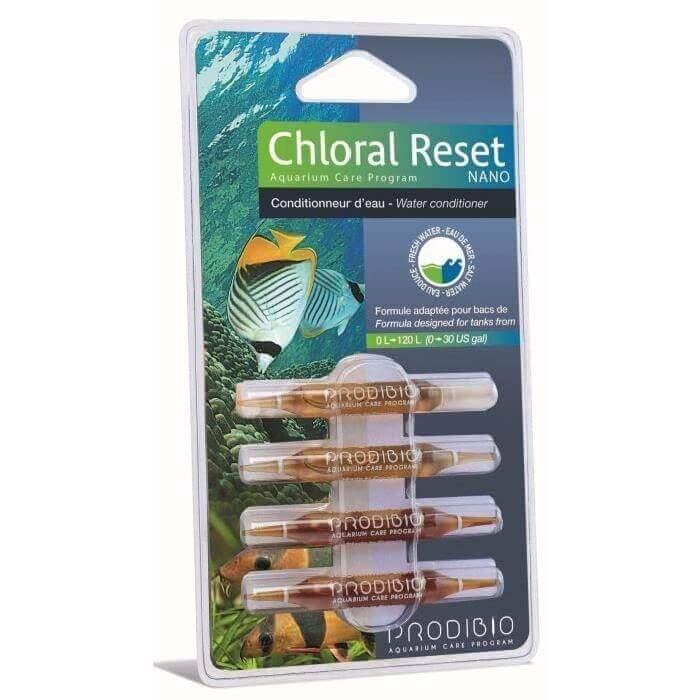 PRODIBIO Chloral Reset Nano conditionneur d'eau_0