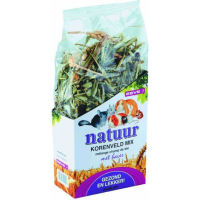 Mélange d'herbes et de plantes pour rongeurs