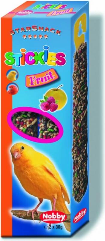 Bâtonnet friandise pour canari Stickies