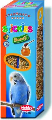 Bâtonnet friandise pour perruche Stickies