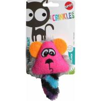Brinquedo para gatos Crinkles erva a gato