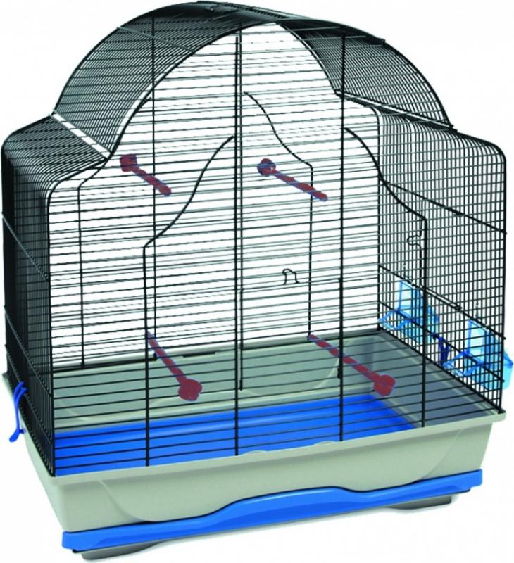 Cage petits oiseaux DAISY sable