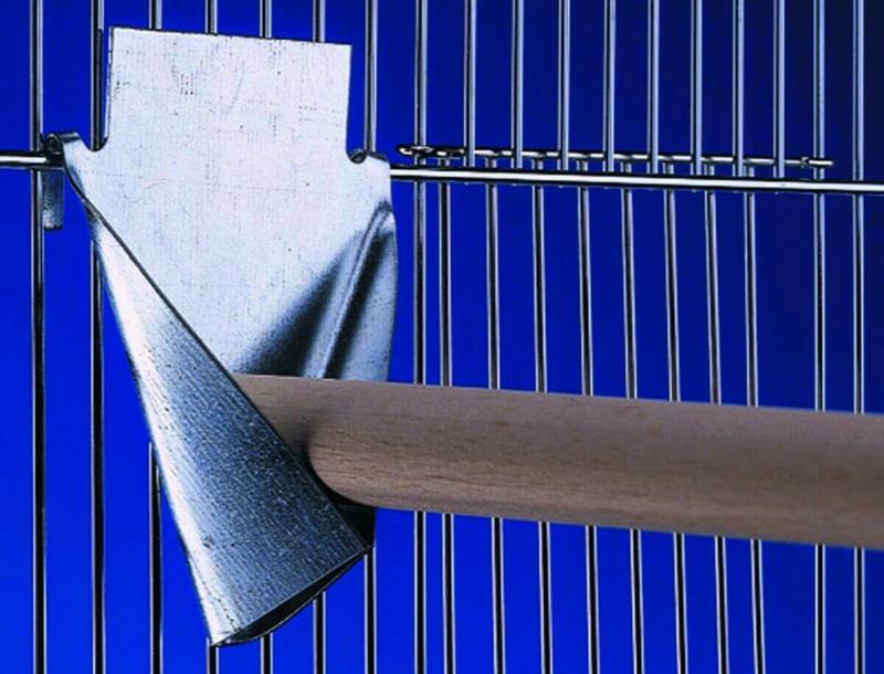 Metallhalterung für Sitzstangen