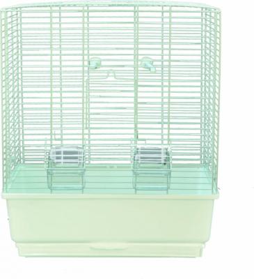 Cage petits oiseaux KATIA blanc
