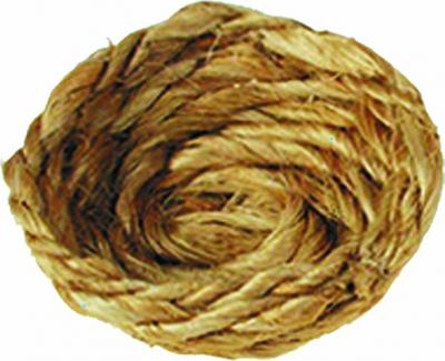Nest aus Sisal