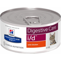 Pâtée HILL'S Prescription Diet Feline i/d Digestive Care - 2 Formats au choix