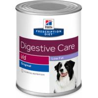 Pâtée HILL'S Prescription Diet I/D Low Fat Digestive Care pour chien adulte