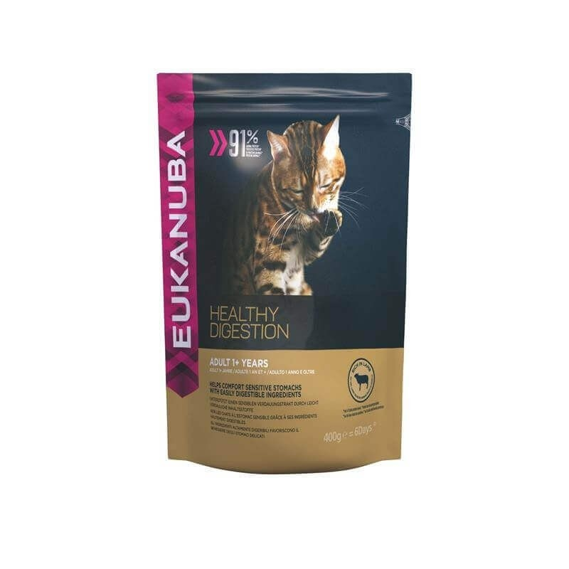 EUKANUBA chat adulte Healthy Digestion_0