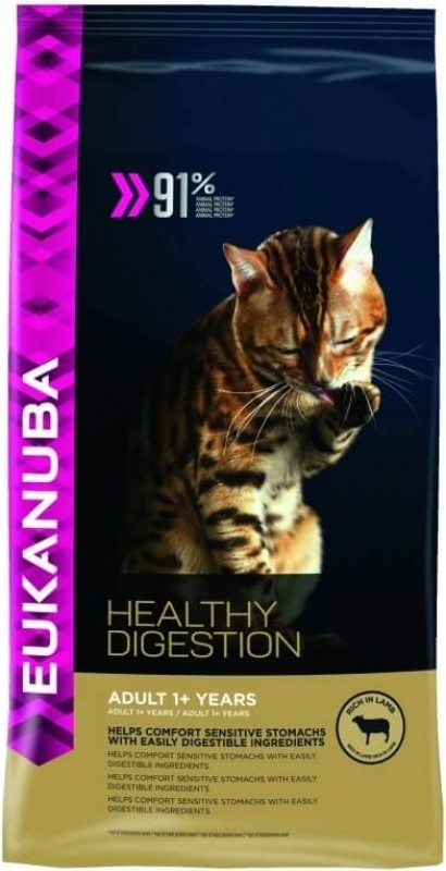 EUKANUBA chat adulte Healthy Digestion