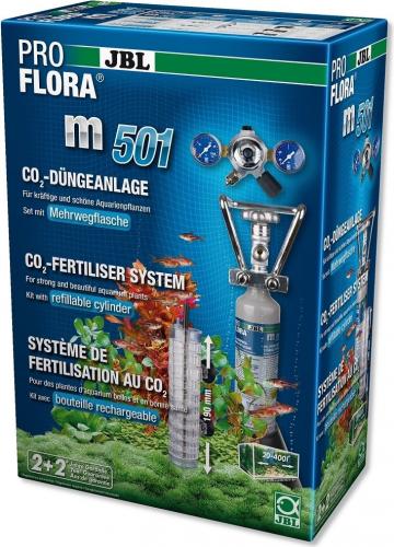 Kit CO2 JBL Proflora m501  sistema de fertilización