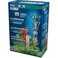 Kit CO2 JBL Proflora m501  sistema de fertilización (1)