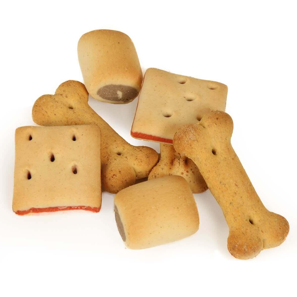 Biscuits assortis DAILYS pour chien 1kg_1