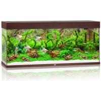 JUWEL Aquarium RIO LED bois foncé