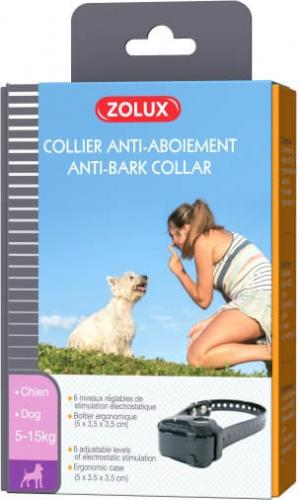 Collier anti-aboiement pour petits et grands chien