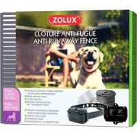 Clôture Anti-fugue pour chien Protection jusqu'à 1400 m²