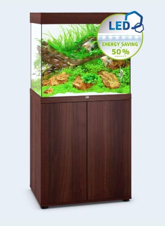 JUWEL Aquarium LIDO 200 LED bois foncé_1