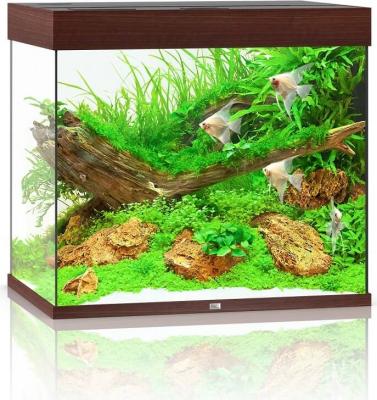 JUWEL Aquarium LIDO 200 LED bois foncé