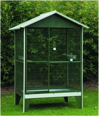Volière d'extérieur pour canaris et oiseaux exotiques