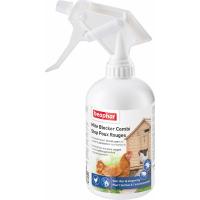 Spray stop piojos rojos para pájaros