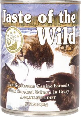 TASTE OF THE WILD Pacific Stream al Salmone senza cereali per cane adulto