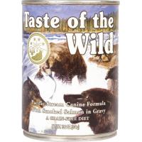 TASTE OF THE WILD Pacific Stream au Saumon Sans Céréales pour chien adulte