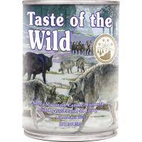 Nassfutter TASTE OF THE WILD Sierra Mountain Adult mit Lamm, getreidefrei für Hunde