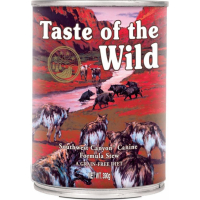 Patè TASTE OF THE WILD Southwest Canyon con Manzo Senza Cereali per cani adulti