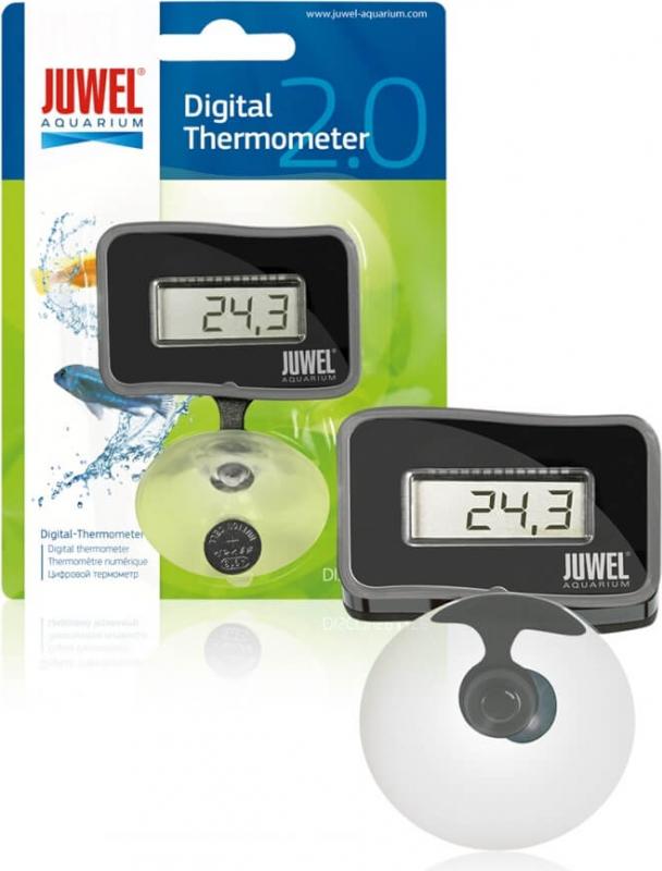 Juwel Thermomètre digital 2.0 à pile