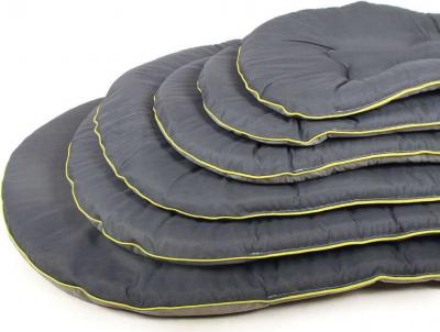 Coussin ovale SO GREY pour chien de 50 à 120cm