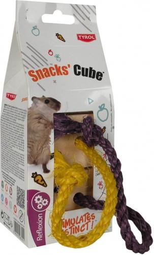 Cubo de golosinas para roedores Snacks Cube