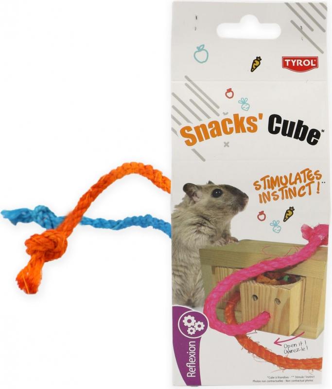 Tyrol Snacks Cube