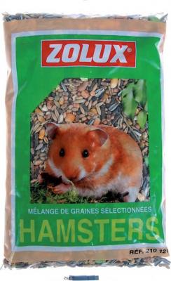 Mélange graines pour hamsters