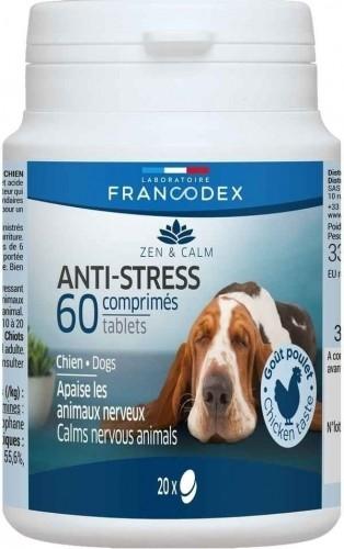 Comprimés calmants anti-stress pour chien
