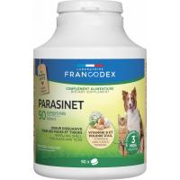 Francodex Parasinet comprimés antiparasitaires chien et chat