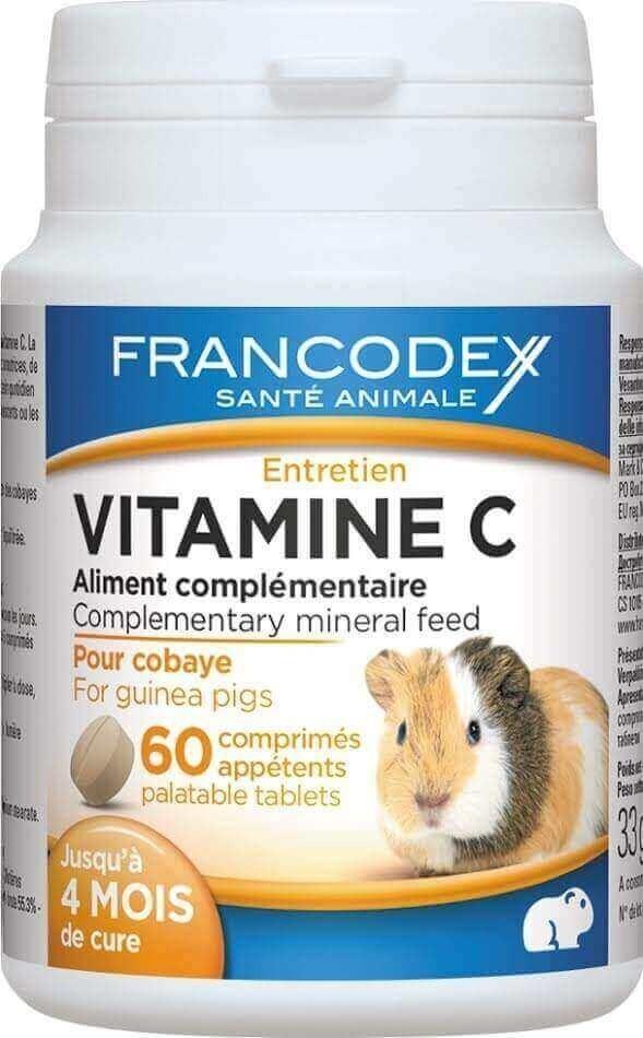 Comprimés Vitamine C pour rongeurs_1