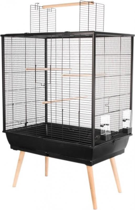 Cage perruches NEO Jili - plusieurs coloris - H 112 cm